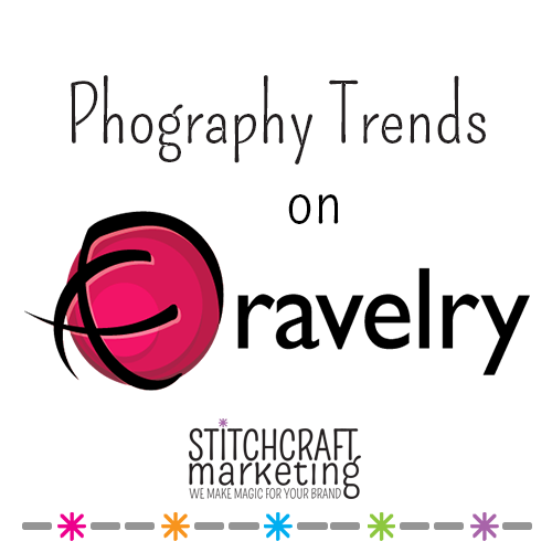 Photography Trends on Ravelry