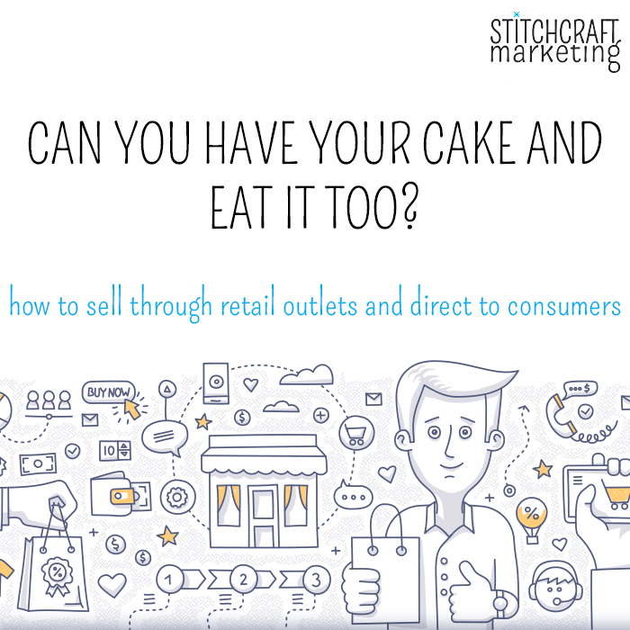 How to Sell Both Through Retail Outlets and Direct to Consumers