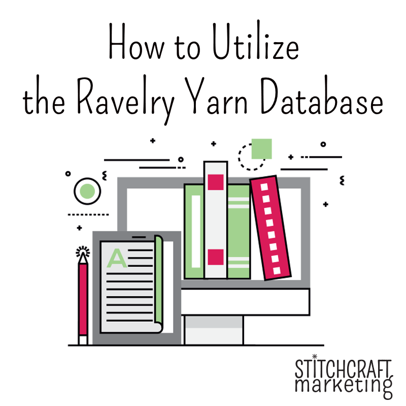 Overview: Ravelry Yarn Database
