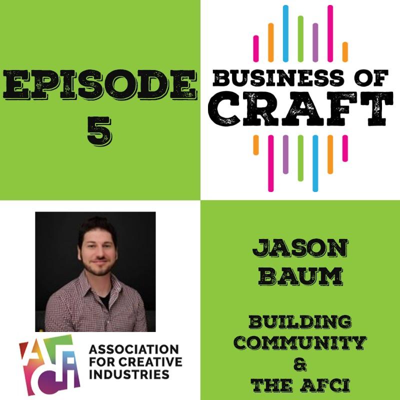 Business of Craft Jason Baum