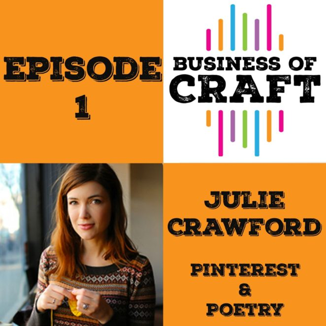 Business of Craft Julie Crawford