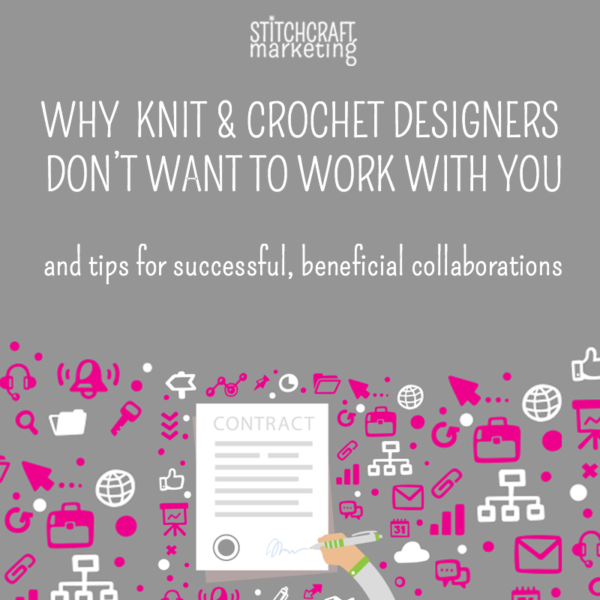 Stitchcraft Marketing blog Why Designers don't want to work with you