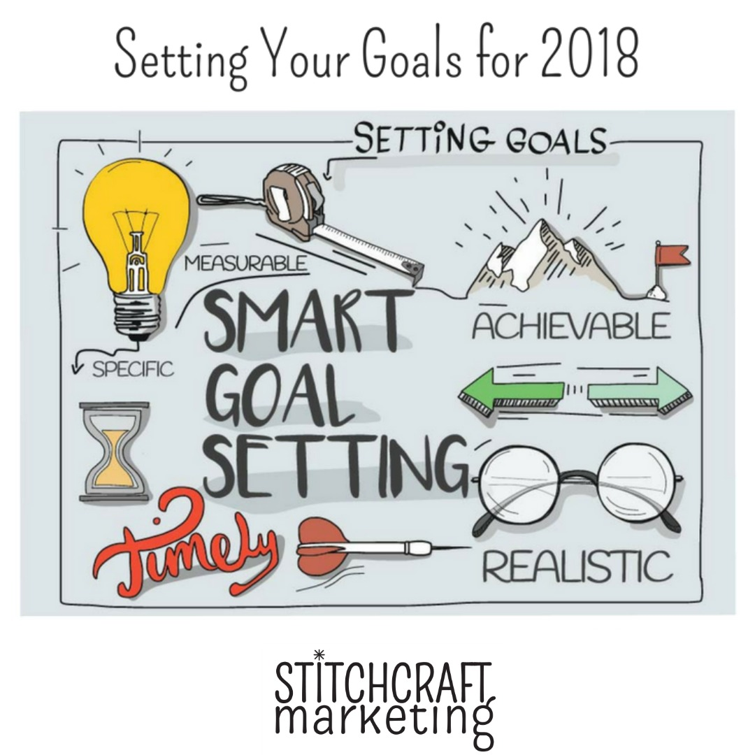 Setting Your Goals for 2018