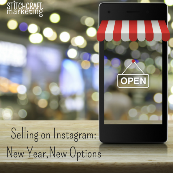 Selling on Instagram_New Year,New Options