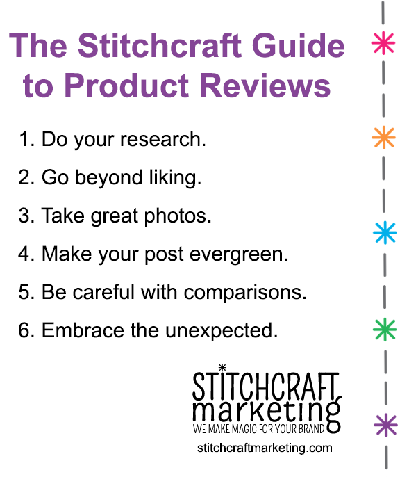 6 Ways to Write Professional Product Reviews