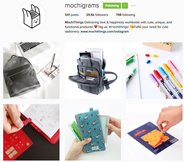 mochigrams instagram feed
