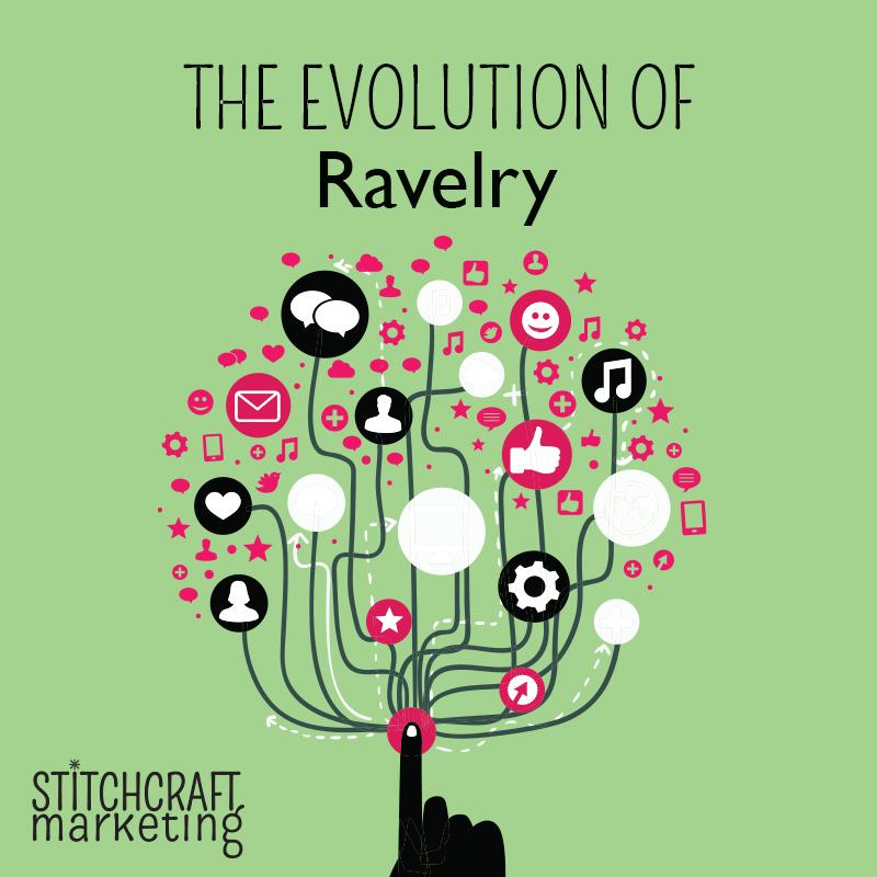 Stitchcraft Marketing report on Ravelry