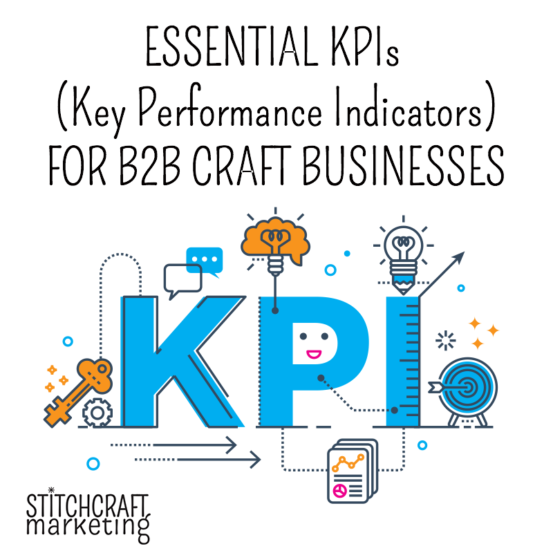 KPIs for craft businesses