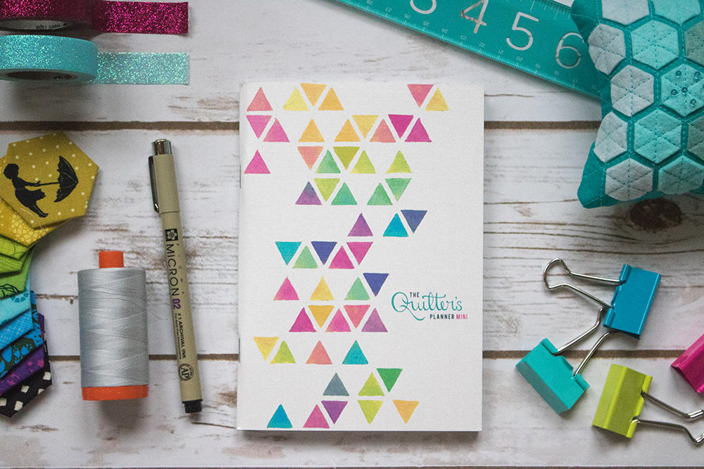 Quilter's Planner