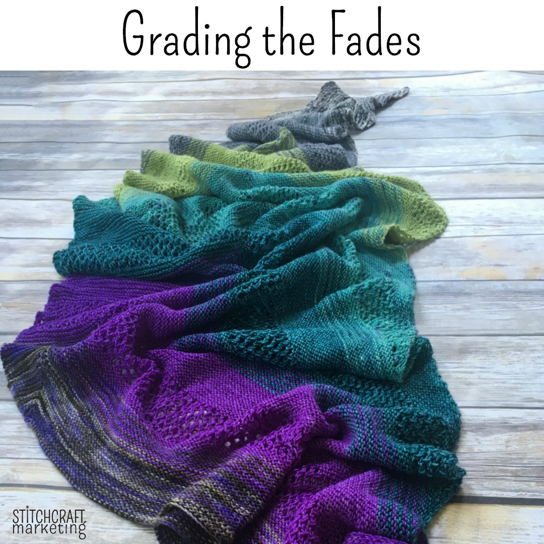 Yarn Trends, Knitting Trends, and Grading the Fades