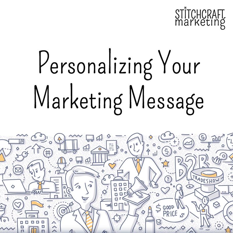 personalize marketing