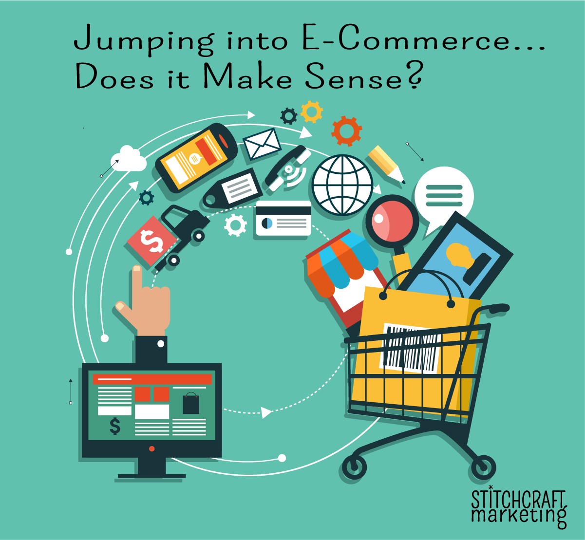 Does ecommerce make sense for you