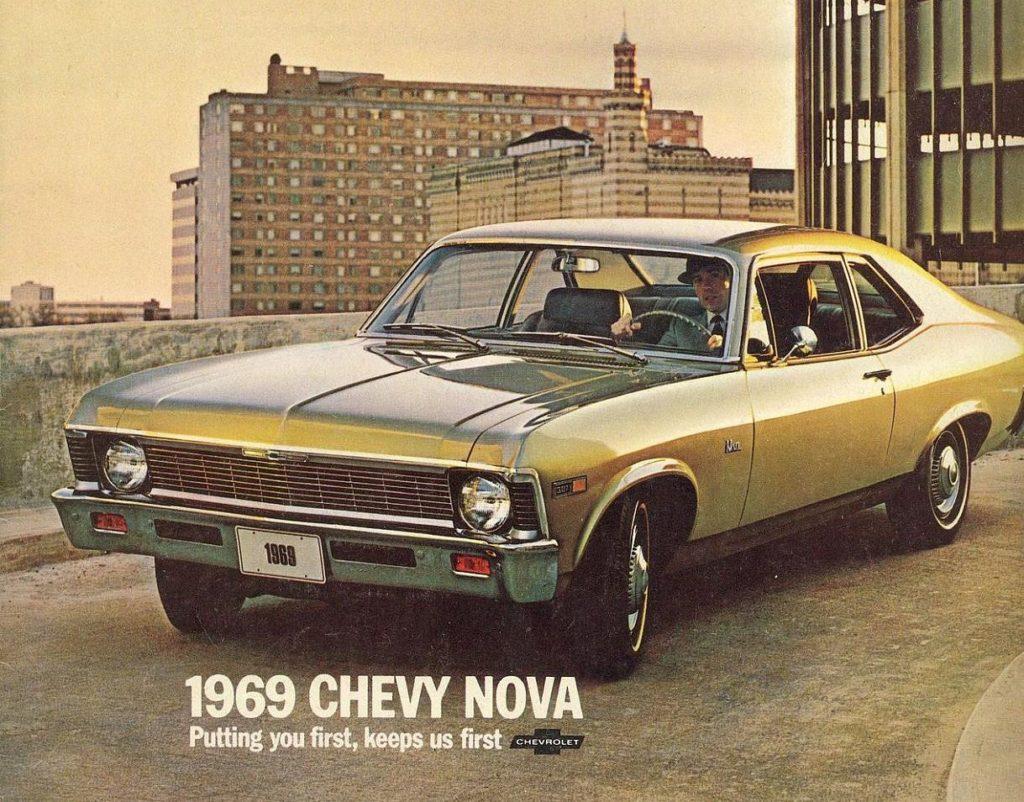 Managing international social media presence: Chevy Nova