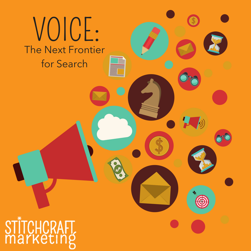 Voice The Next Frontier in Search