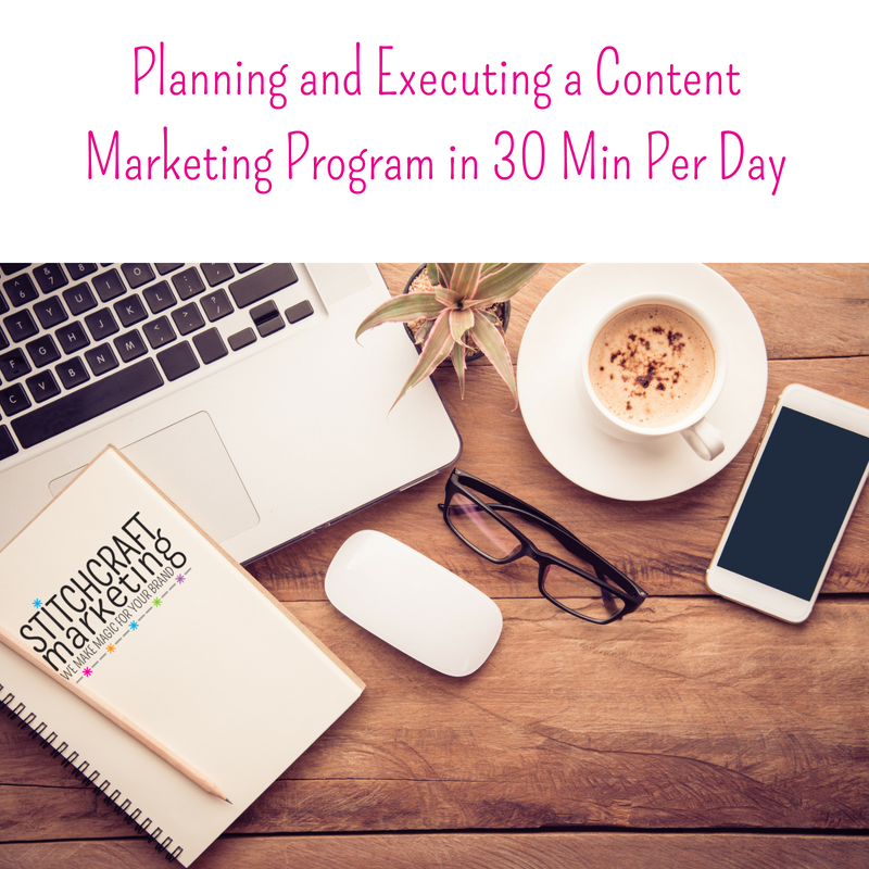 Marketing Program in 30 minutes per day